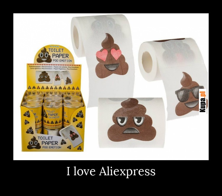 I love Aliexpress