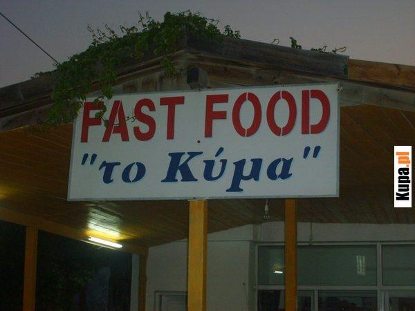 Fast Food - Kupa
