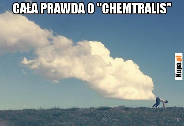 """Cała prawda o """"Chemtralis"""""""