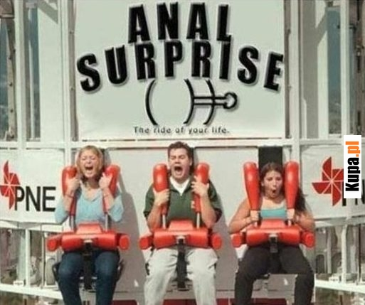 ANAL SURPRISE