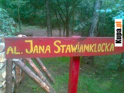 Al. Jana Stawiamklocka