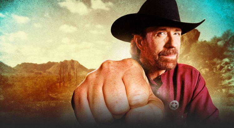 Chuck Norris & kupa